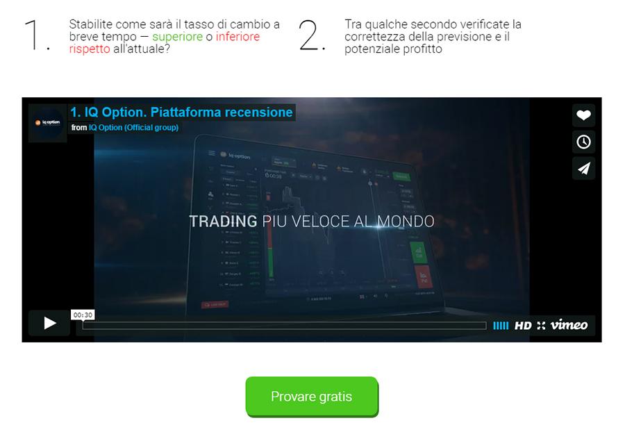 trading online opzioni binarie funziona